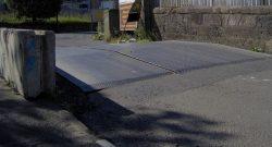 Road Plates For Pedistrain Walk