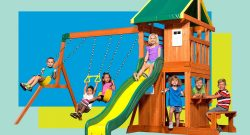 Things to consider when Buying a Swing Set